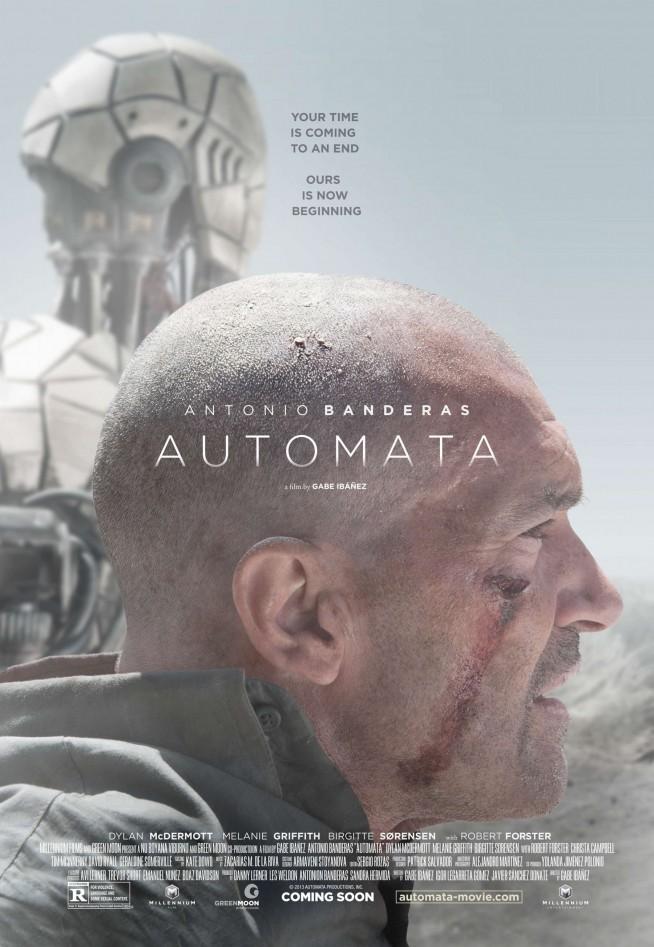 Automata - Poster 2