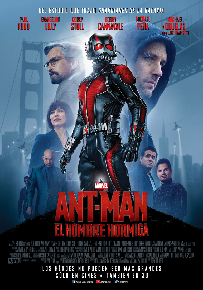 Ant-Man - Póster