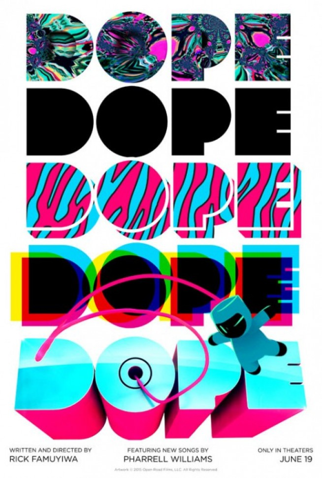 Dope - Póster