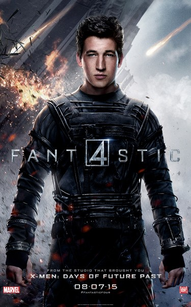 Fantastic Four - Póster 1