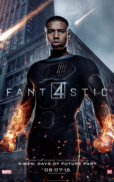 Fantastic Four - Póster 3