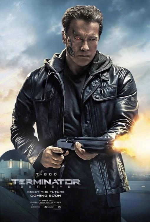 Terminator: Genisys - Póster 1