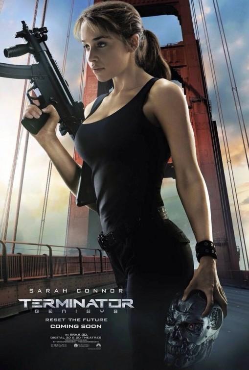 Terminator: Genisys - Póster 2