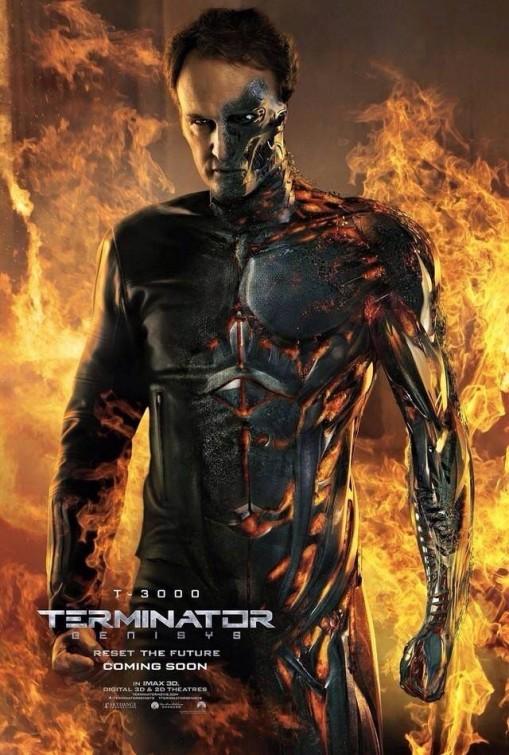Terminator: Genisys - Póster 3