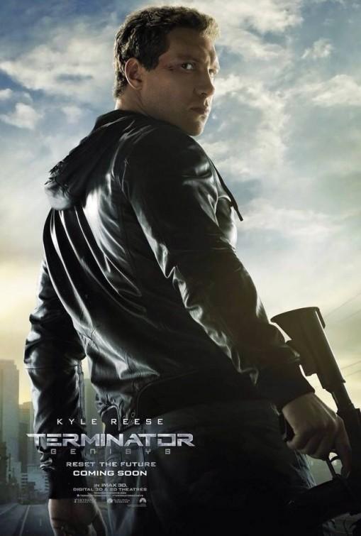 Terminator: Genisys - Póster 4