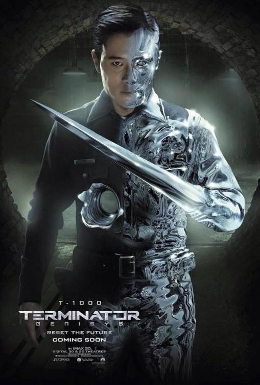 Terminator: Genisys - Póster 5