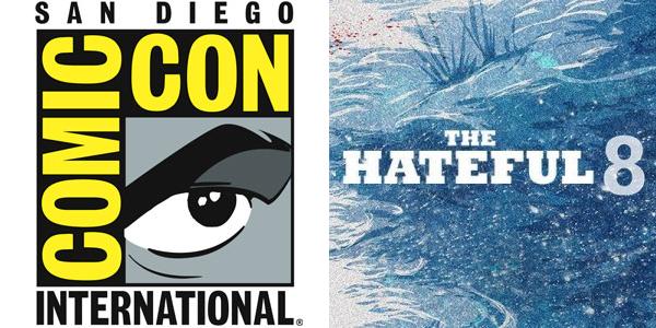 Comic-Con - The Hateful Eight
