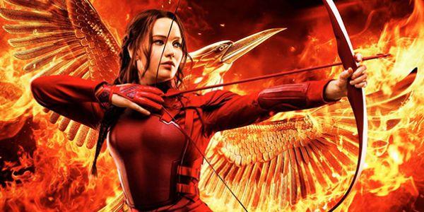 The Hunger Games: Mockingjay - Part 2 - Póster