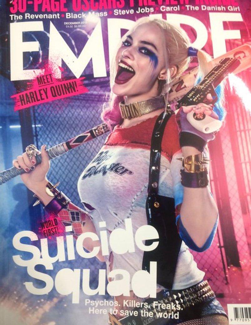 Suicide Squad - Cover