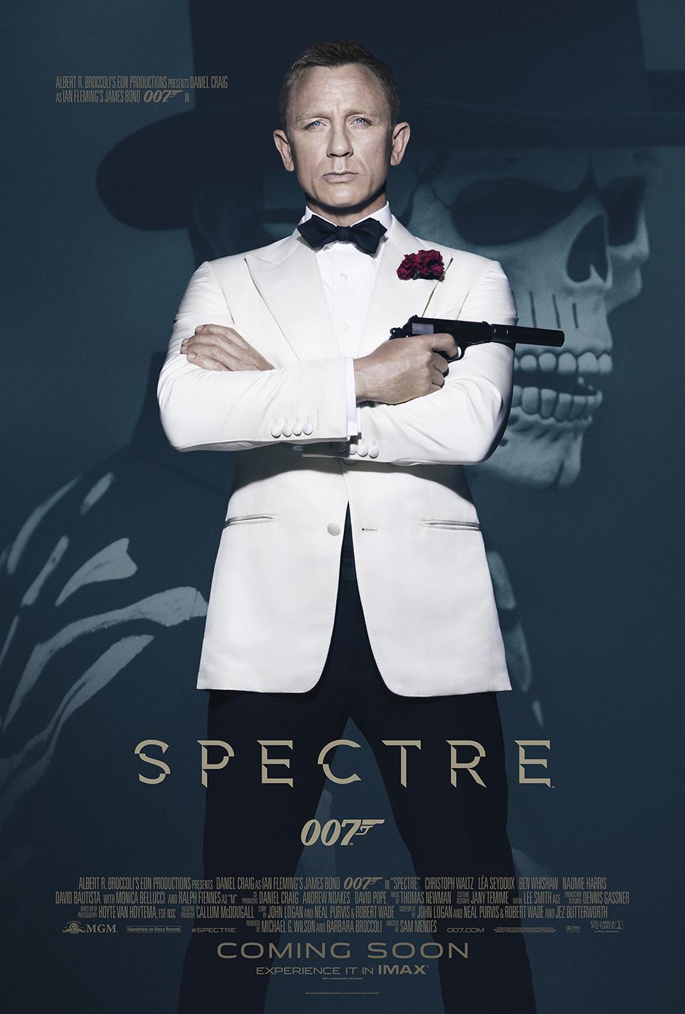 Spectre - Póster