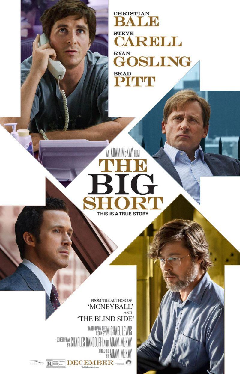 The Big Short - Póster