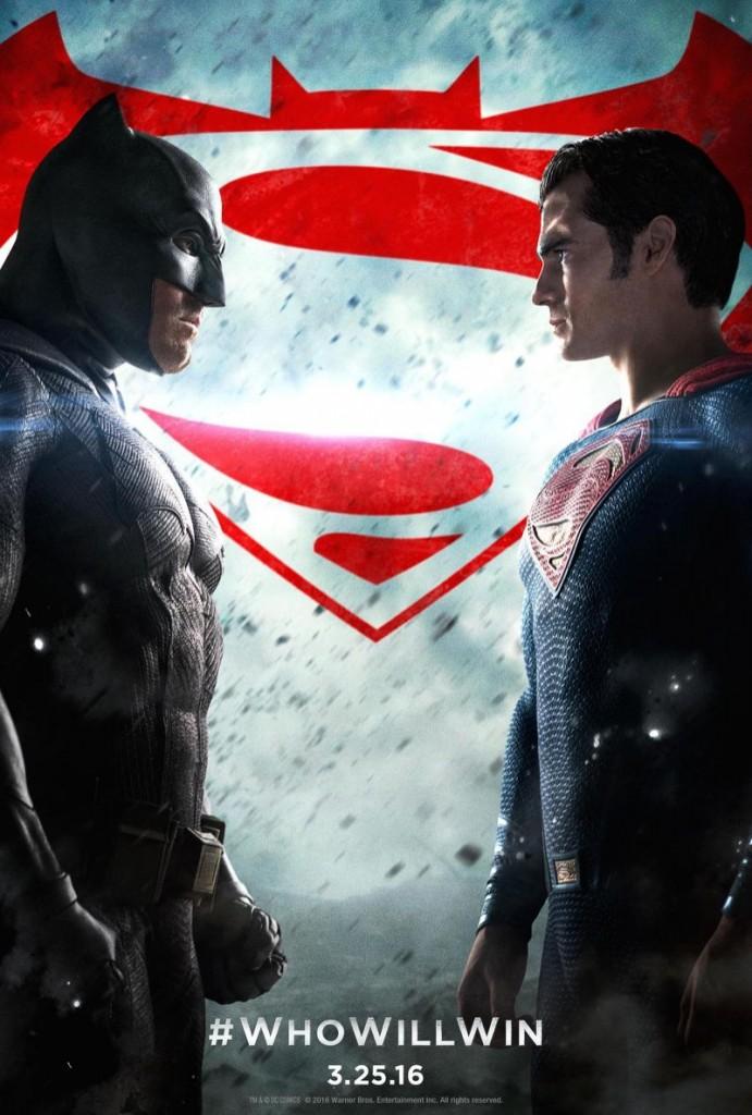 Batman V Superman: Dawn of Justice - Póster
