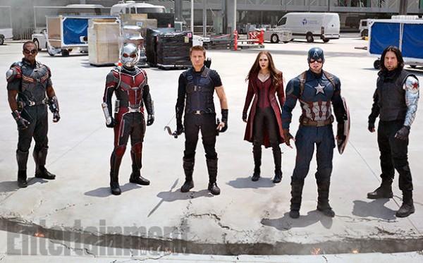 Captain America: Civil War Image 2
