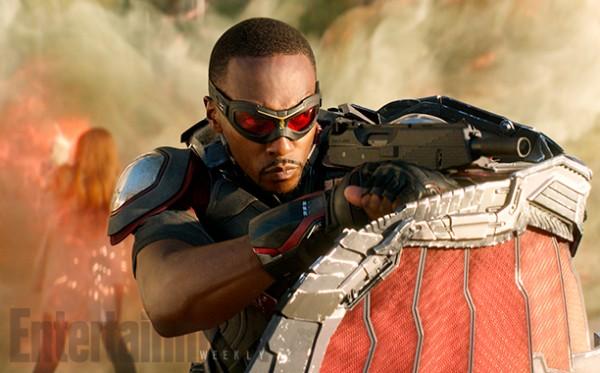 Captain America: Civil War Image 5