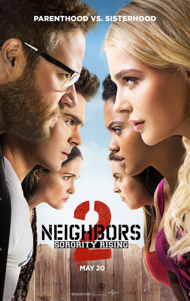 Neighbors 2 - Póster