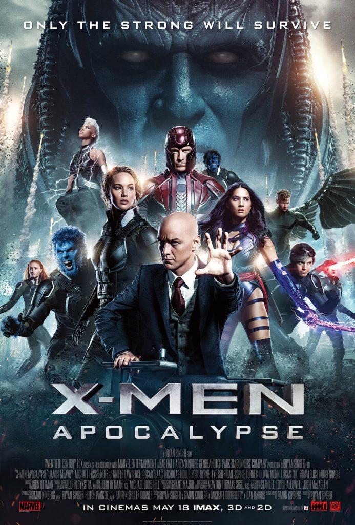 X-Men: Apocalypse - Póster