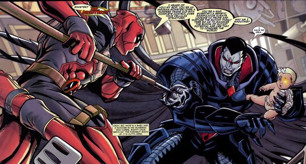 Mister Sinister - Deadpool