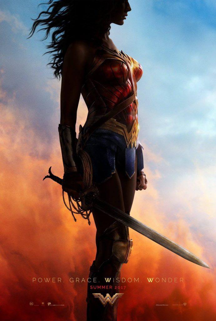 Wonder Woman - Póster