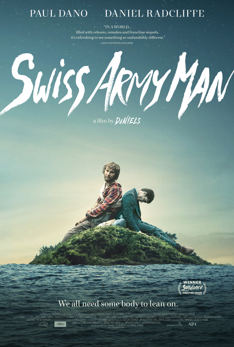 Swiss Army Man - Póster